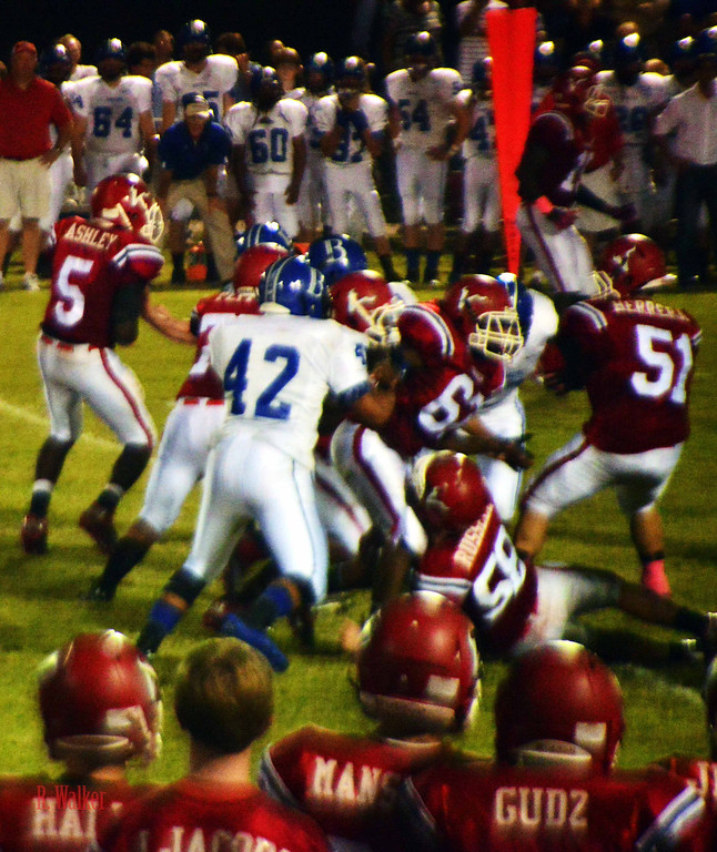 PHS v Brookstone Football 13